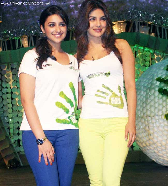Priyanka Chopra is a mentor and best friend of her cousin, Parineeti Chopra