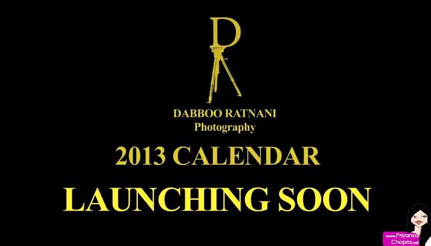 Dabboo Ratnani Calendar