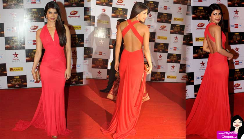 Priyanka Chopra | Big Star Entertainment Awards 2012