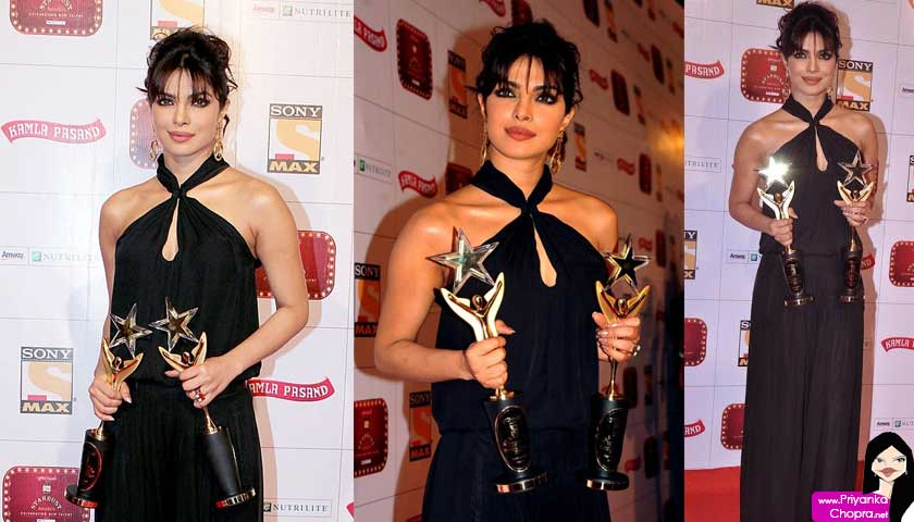 Priyanka Chopra - Star of the Year