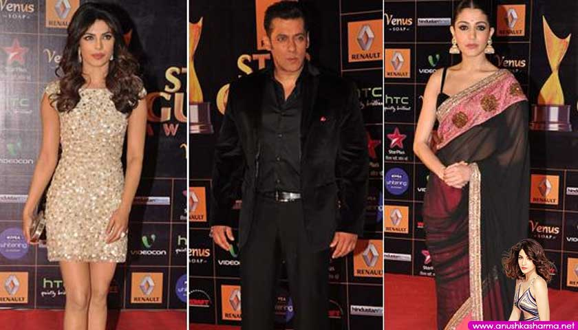 8th Star Guild Awards 2013 winners