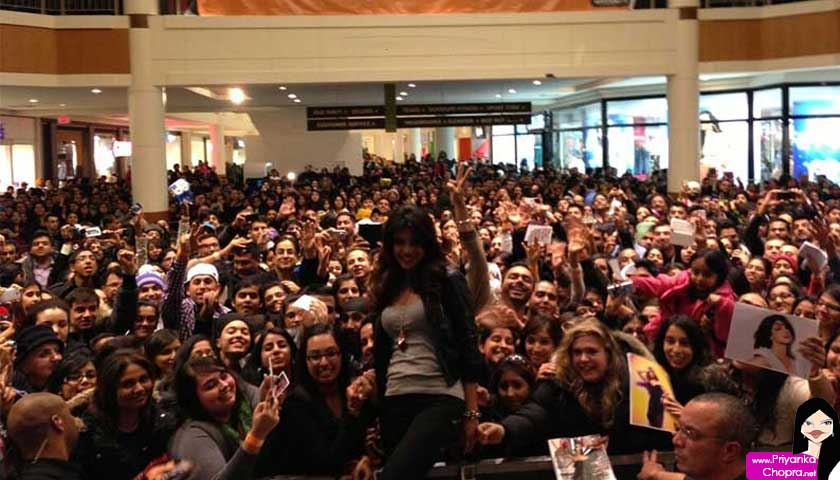 Priyanka Chopra @ Toronto