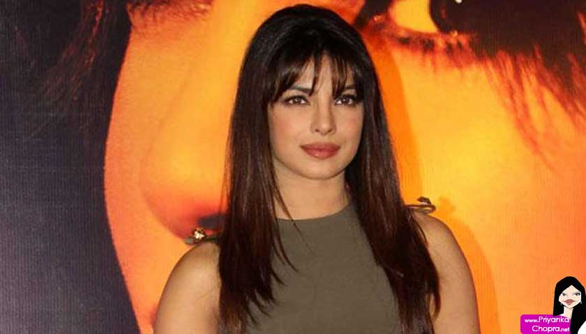 Priyanka Chopra has multi tasks