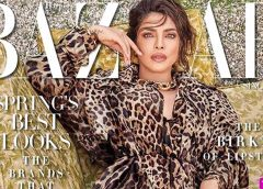 Priyanka Chopra – Harper's Bazaar India (January – February 2013)