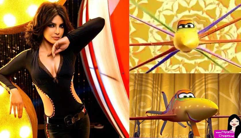 Priyanka Chopra as Ishani, a Pan-Asian champion from India, based on the AeroCad, AeroCanard